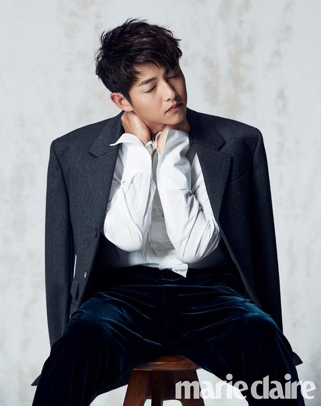 Chồng chưa cưới của Song Hye Kyo trông như một cậu nhóc - Ảnh 2.