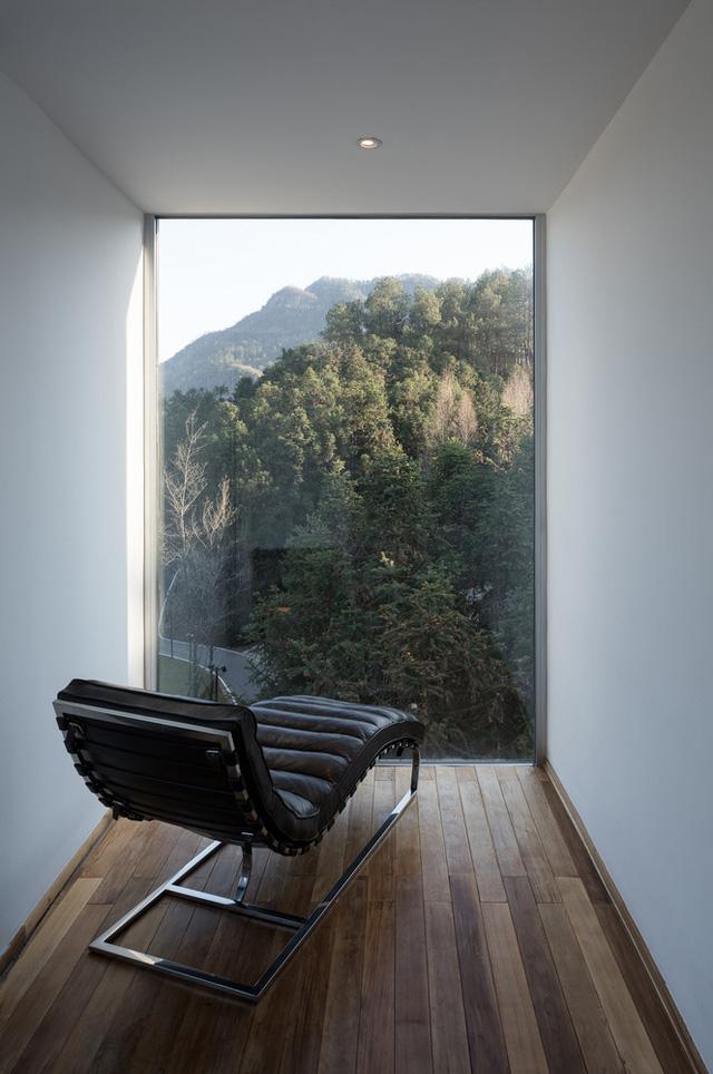 Tròn mắt trước căn nhà chồng chéo siêu ấn tượng ở Trung Quốc - Ảnh 4.