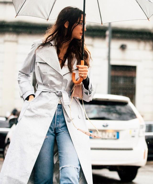 Trời mưa rét không thể thiếu những trang phục, phụ kiện này - Ảnh 9.