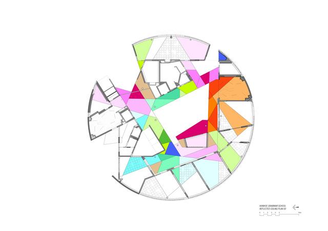 Ấn tượng ngôi trường với không gian ngập tràn sắc màu - Ảnh 11.