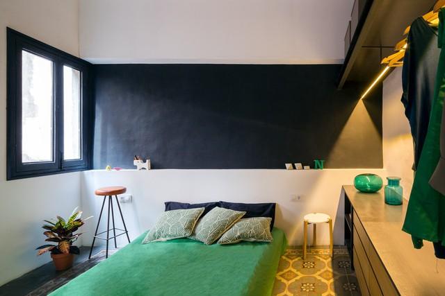 Ngôi nhà 45 m2 ấm áp với sắc màu của gỗ và cây cỏ - Ảnh 5.