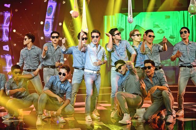 Thanh Thảo lãng mạn và bùng nổ trong minishow Âm nhạc và Bước nhảy - Ảnh 4.