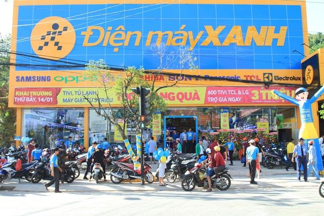 Thị trường điện máy nhìn từ Điện máy Xanh Phú Quốc - Ảnh 1.