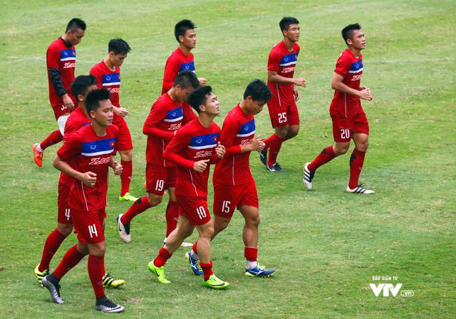 Lịch thi đấu bóng đá nam SEA Games 29: U22 Việt Nam khởi đầu dễ thở - Ảnh 1.
