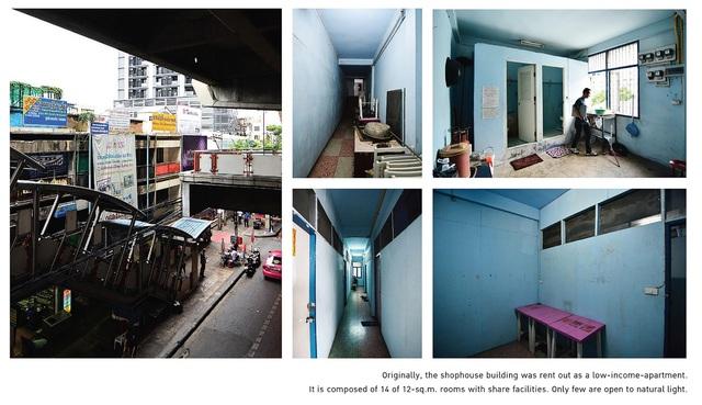 Ghé thăm hostel có tường cửa siêu độc ở Thái Lan - Ảnh 1.