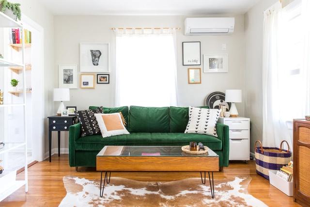Ngắm căn nhà hơn 74m2 mang gam màu trang nhã, đầy tinh tế - Ảnh 1.