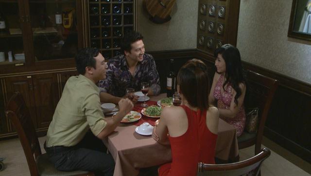 Phim Vực thẳm vô hình - Tập 22: Kiều (Trang Nhung) không giữ được bình tĩnh đánh trọng thương người khác - Ảnh 5.