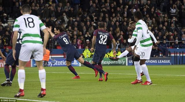 ẢNH: Cận cảnh cơn ác mộng của Celtic trước gã nhà giàu PSG - Ảnh 1.