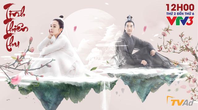 Phim truyền hình Trung Quốc mới trên VTV3: Tình thiên thu - Ảnh 2.