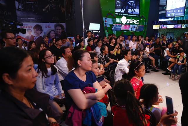 Khởi động Thần tượng âm nhạc nhí mùa 2, Hồ Văn Cường song ca cùng Hòa Minzy - Ảnh 51.