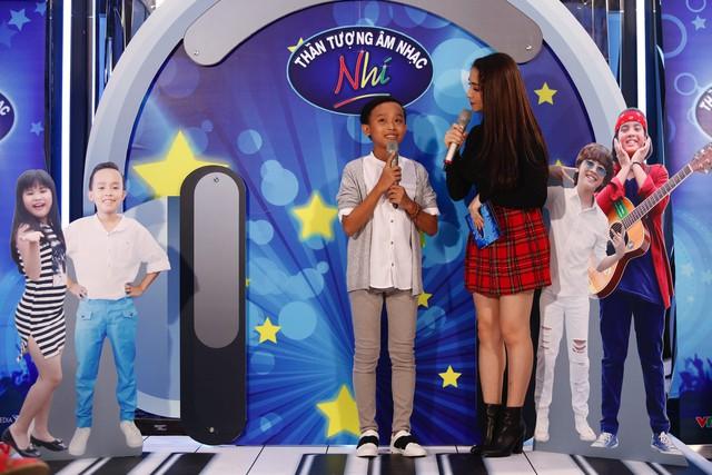 Khởi động Thần tượng âm nhạc nhí mùa 2, Hồ Văn Cường song ca cùng Hòa Minzy - Ảnh 50.