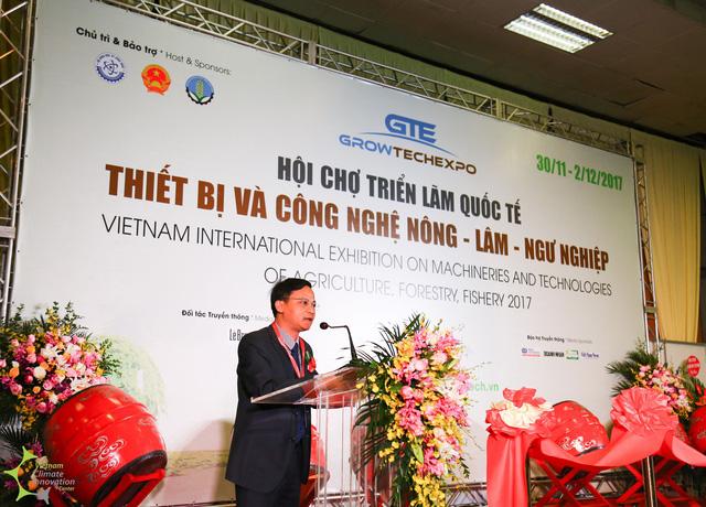 Lần đầu tiên tổ chức Triển lãm và hội nghị Nông – Lâm – Ngư nghiệp quy mô quốc tế - Ảnh 2.