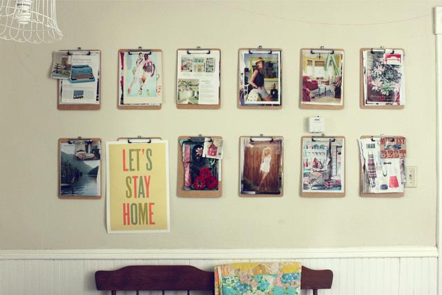 Trang trí tường nhà vừa ấn tượng vừa tiện dụng trong không gian nhỏ - Ảnh 13.