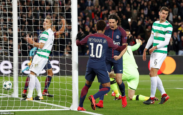ẢNH: Cận cảnh cơn ác mộng của Celtic trước gã nhà giàu PSG - Ảnh 9.