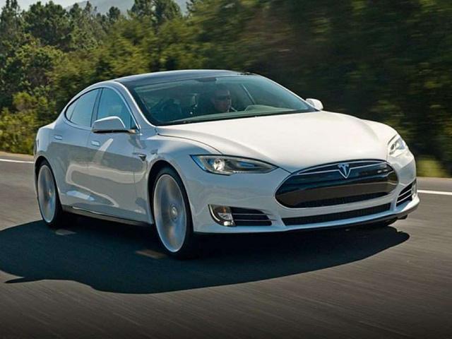 Top 10 ô tô điện chạy nhanh nhất thế giới - Ảnh 1.