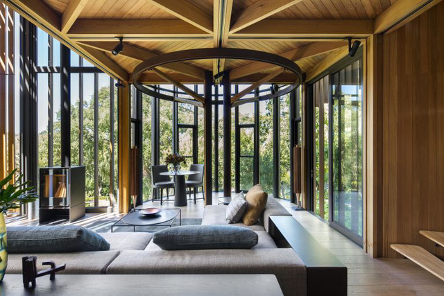 Nhà cây ấn tượng ở Nam Phi làm du khách mê mệt - Ảnh 4.