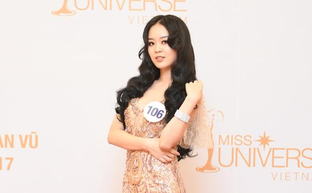 Lộ diện 35 người đẹp đầu tiên vào vòng bán kết Hoa hậu Hoàn vũ Việt Nam 2017 - Ảnh 2.