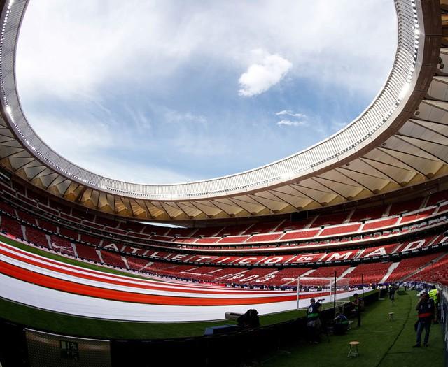 Cận cảnh SVĐ mới tuyệt đẹp của Atletico - nơi tổ chức chung kết Champions League 2019 - Ảnh 6.