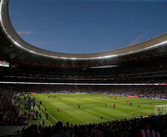 Cận cảnh SVĐ mới tuyệt đẹp của Atletico - nơi tổ chức chung kết Champions League 2019 - Ảnh 10.
