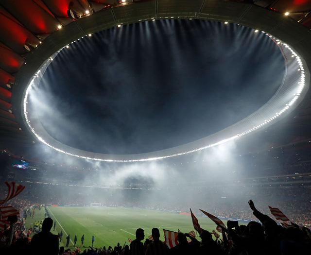 Cận cảnh SVĐ mới tuyệt đẹp của Atletico - nơi tổ chức chung kết Champions League 2019 - Ảnh 11.