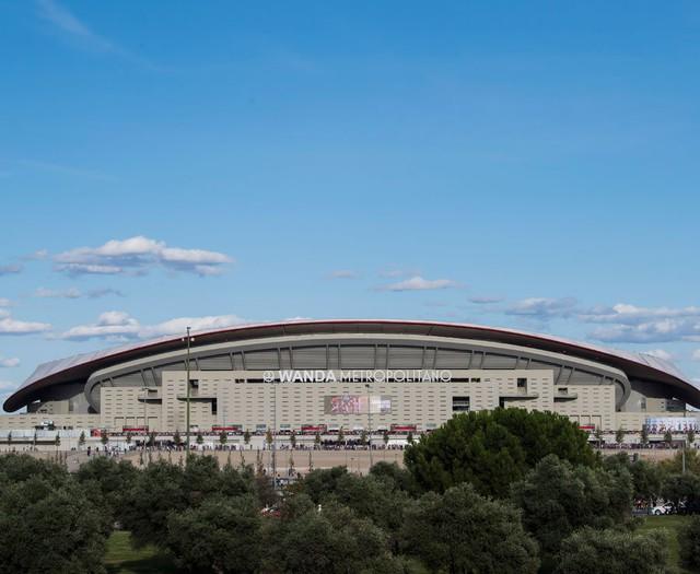 Cận cảnh SVĐ mới tuyệt đẹp của Atletico - nơi tổ chức chung kết Champions League 2019 - Ảnh 7.