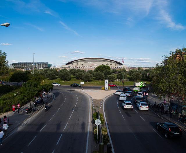 Cận cảnh SVĐ mới tuyệt đẹp của Atletico - nơi tổ chức chung kết Champions League 2019 - Ảnh 9.