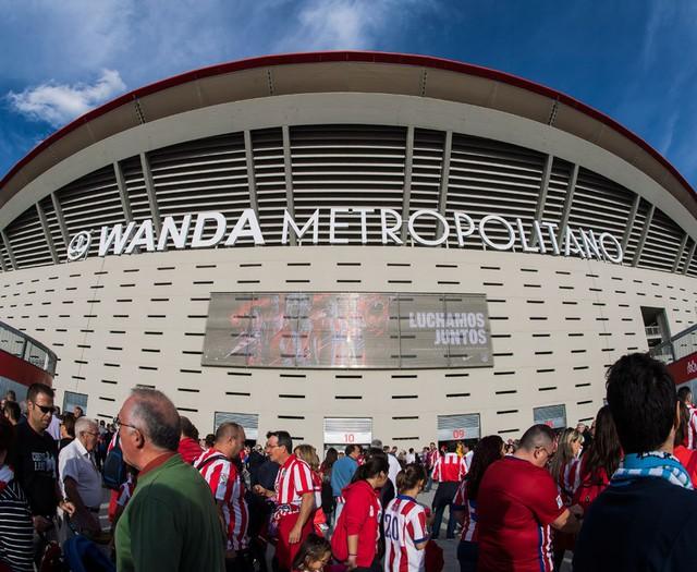 Cận cảnh SVĐ mới tuyệt đẹp của Atletico - nơi tổ chức chung kết Champions League 2019 - Ảnh 1.
