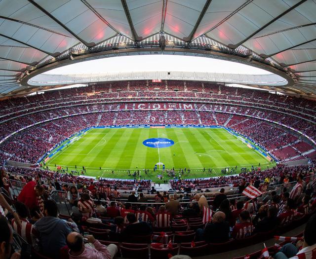 Cận cảnh SVĐ mới tuyệt đẹp của Atletico - nơi tổ chức chung kết Champions League 2019 - Ảnh 5.