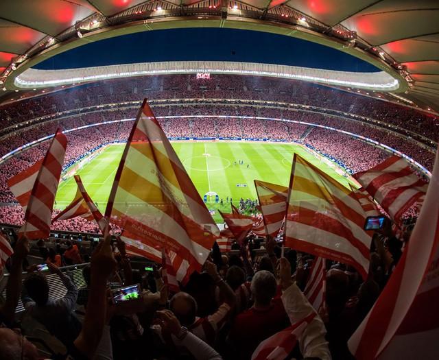 Cận cảnh SVĐ mới tuyệt đẹp của Atletico - nơi tổ chức chung kết Champions League 2019 - Ảnh 2.