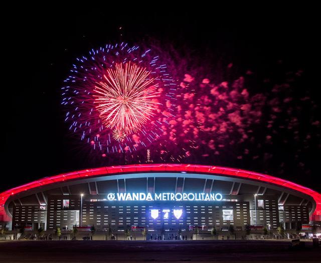 Cận cảnh SVĐ mới tuyệt đẹp của Atletico - nơi tổ chức chung kết Champions League 2019 - Ảnh 8.