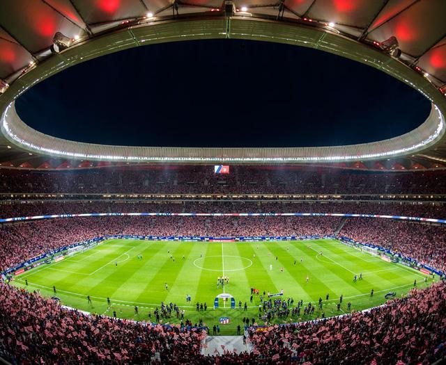 Cận cảnh SVĐ mới tuyệt đẹp của Atletico - nơi tổ chức chung kết Champions League 2019 - Ảnh 4.