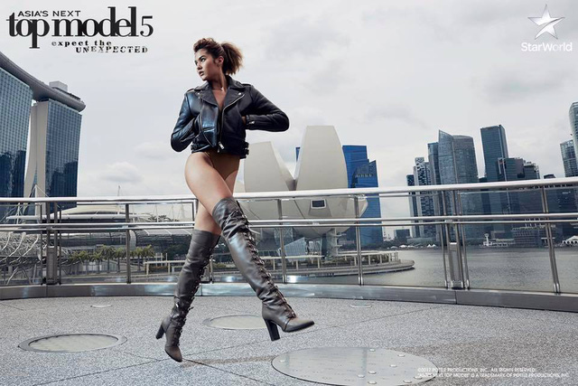 Asias Next Top Model: Hoa hậu Hoàn vũ khắt khe với đại diện Việt Nam - Ảnh 15.