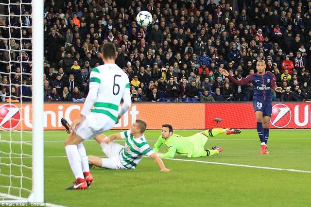 ẢNH: Cận cảnh cơn ác mộng của Celtic trước gã nhà giàu PSG - Ảnh 10.