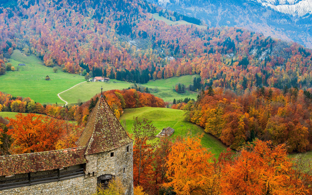 Những điểm du lịch không thể bỏ qua vào mùa thu - Ảnh 9.