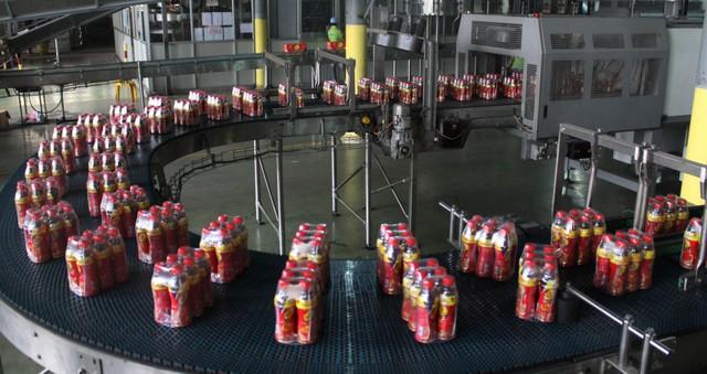 Khai trương Nhà bán sản phẩm nước uống Tân Hiệp Phát ở Hà Tĩnh - Ảnh 1.