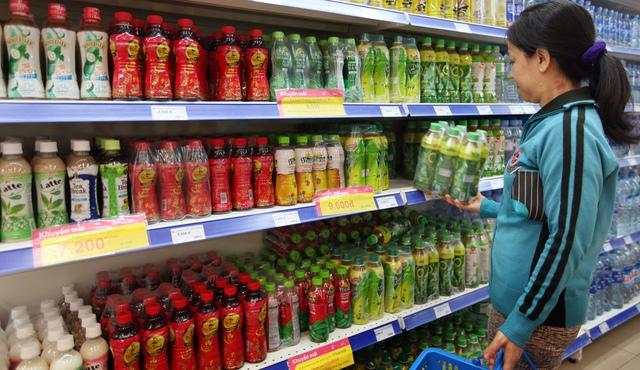 Khai trương Nhà bán sản phẩm nước uống Tân Hiệp Phát ở Hà Tĩnh - Ảnh 3.