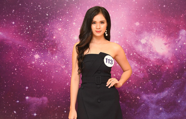 Lộ diện 35 người đẹp đầu tiên vào vòng bán kết Hoa hậu Hoàn vũ Việt Nam 2017 - Ảnh 3.
