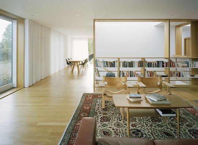 Ngôi nhà của bạn vẫn có thể nổi bật nhờ gam màu nhẹ nhàng, mộc mạc này - Ảnh 9.