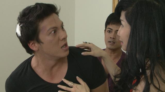 Phim Vực thẳm vô hình - Tập 24: Qua lại với phụ nữ đã có chồng, Lanh (Hoàng Anh) bị đánh ghen tơi bời - Ảnh 8.