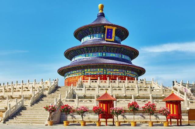 Chiêm ngưỡng những ngôi đền có kiến trúc ấn tượng trên thế giới - ảnh 10