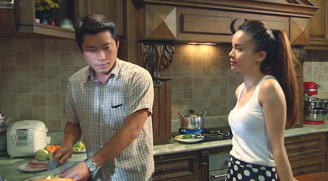 Phim Bước nhảy hoàn vũ - Tập 20: Chụp ảnh khỏa thân vì môi trường, Hạ Vy (Ngọc Quyên) dính scandal lớn - Ảnh 2.