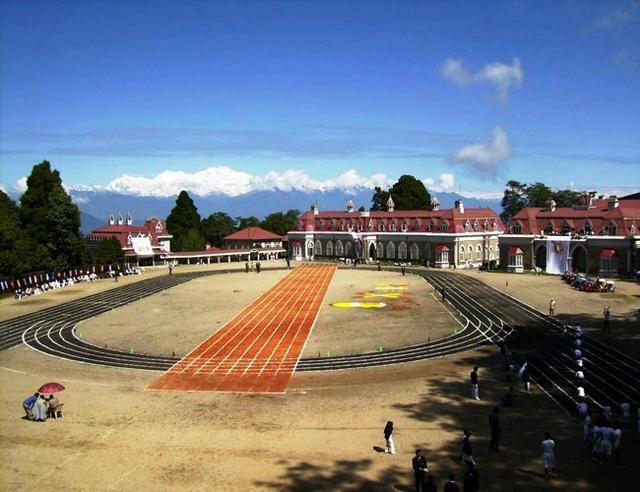 Các trường học có kiến trúc đẹp nhất Ấn Độ - Ảnh 12.