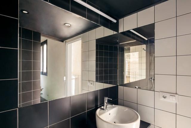 Ngôi nhà 45 m2 ấm áp với sắc màu của gỗ và cây cỏ - Ảnh 9.