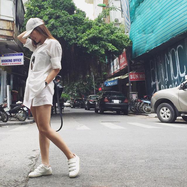 Công thức đẹp ngoài đời thường của MC Mai Trang - Ảnh 7.