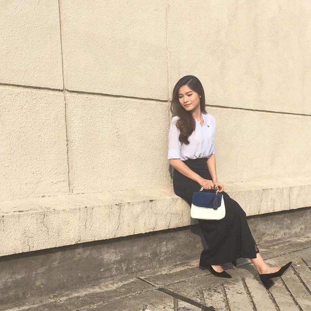 Công thức đẹp ngoài đời thường của MC Mai Trang - Ảnh 5.