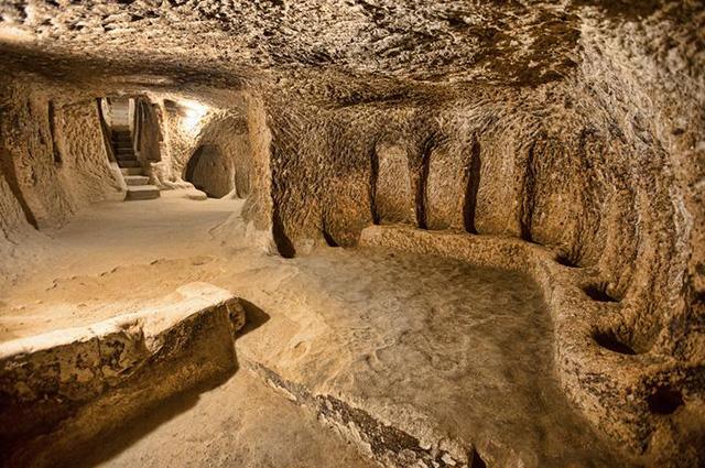 Địa đạo Củ Chi là một trong những điểm đến dưới lòng đất thú vị nhất thế giới - Ảnh 11.