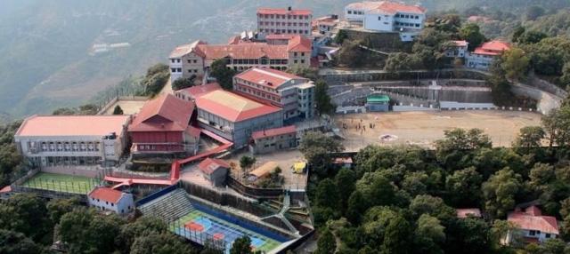 Các trường học có kiến trúc đẹp nhất Ấn Độ - Ảnh 13.