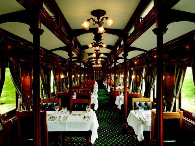 Những con tàu xa hoa mới nhất của ngành đường sắt thế giới - Ảnh 3.