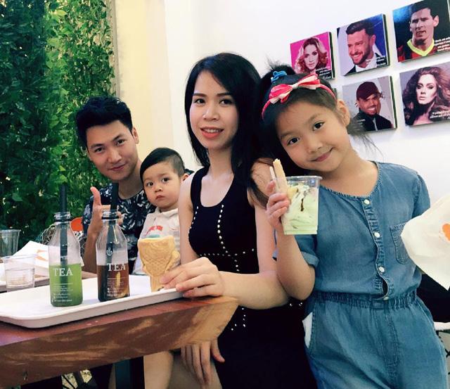 Nhìn những hình ảnh này, ai cũng phải công nhận Mạnh Trường là ông bố tuyệt vời của showbiz Việt - Ảnh 6.