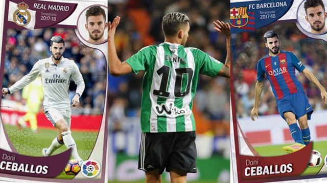 Ceballos và những cái tên từng tạo nên cuộc chiến chuyển nhượng Real – Barca - Ảnh 1.